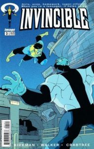 invincible the animated series